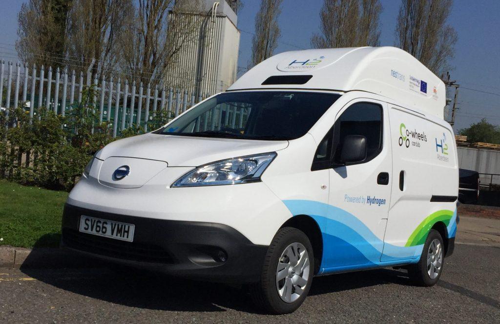 Nissan Hydrogen Van